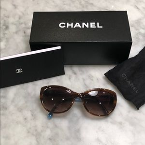 5c1cee4c103ae Authentic Chanel Sunglasses